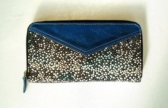 Stingray Leather Wallet