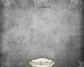 NEW PRICE 6ft x 6ft Vinyl Photography backdrop Ecru Black Gray Wallpaper Grunge-------------LARGE