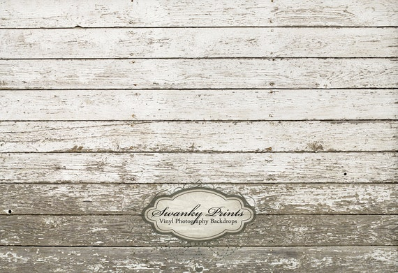 5ft x 4ft foot Vinyl Photography Backdrop / Floordrop Barn Wood Floor