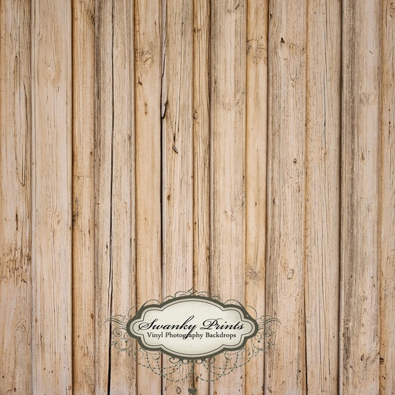PRODUCT SIZE 3ft x 3ft Light Vintage Weathered Wood ................Vinyl Photography Backdrop..........