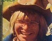 John Denver Greatest Hits Vinyl Record Sleeve Notebook