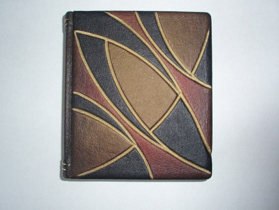 Blank Notebook Diary Journal - Handmade Leather Craft