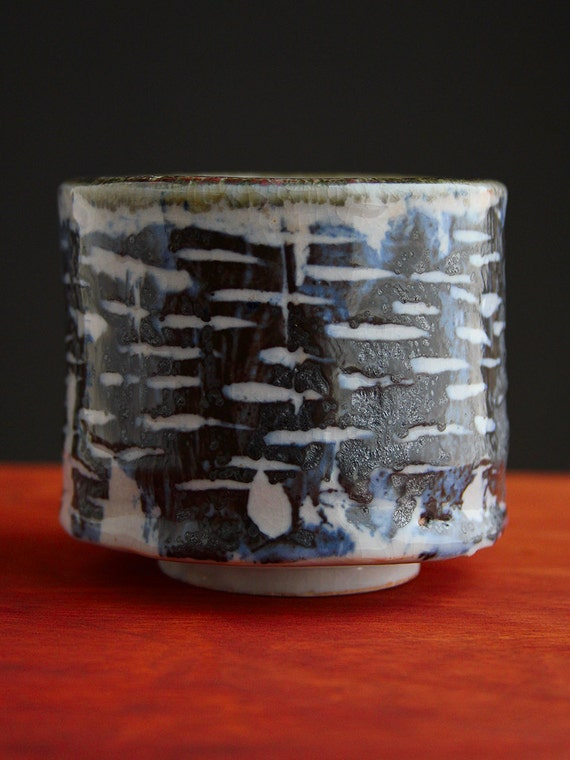 Shino Cup Naas ( Ceramic Stoneware Pottery )