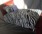 """Sassy Zebra Bedding Set for American Girl or 18"""" dolls"""