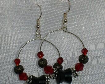Beautiful Hoop Earrings