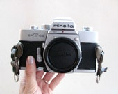 Minolta SRT 102 vintage SLR camera body