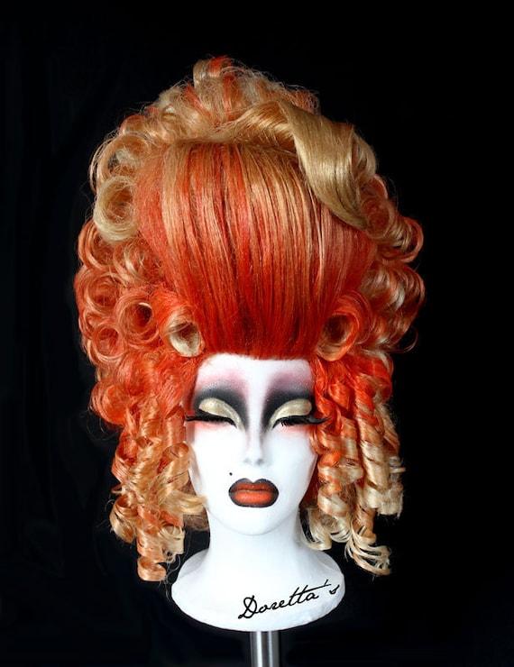 Barocca Blonde Wig - Fuck Sex Pic-8920