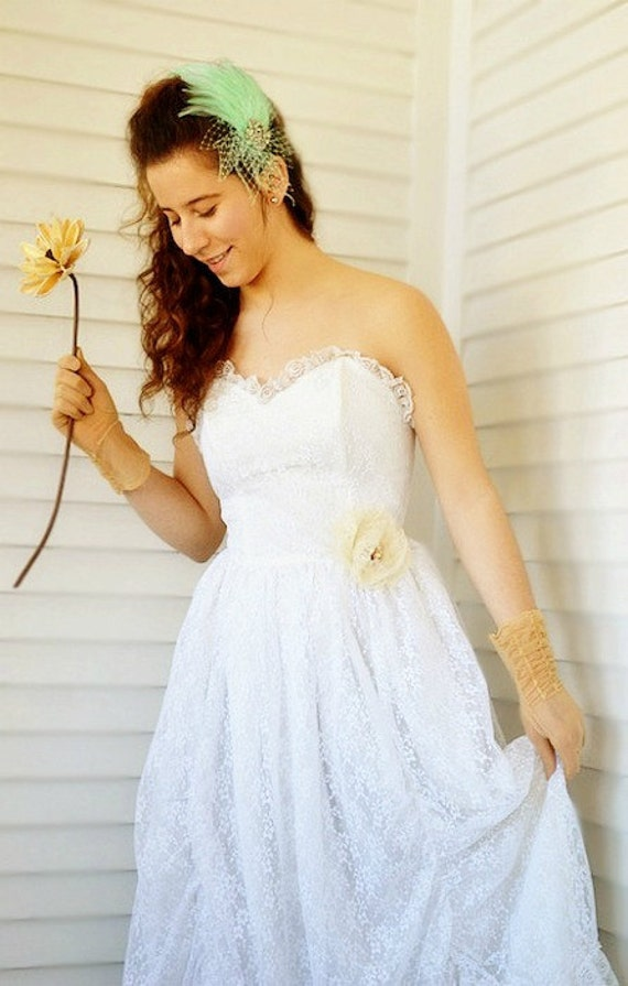 SALE- Carolinae Wedding Dress