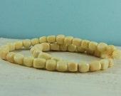 New Jade Serpentine Pebbles 8-12mm full Strand (36beads)