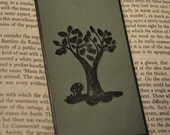 Laminated Tree Bookmark