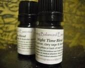 Night Time Essential Oil blend 15ml