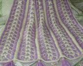 beautiful crochet baby blanket