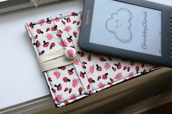 Kindle Sleeve / Kindle Case / Kindle Cover / Kindle Fire - Truffle Pigs