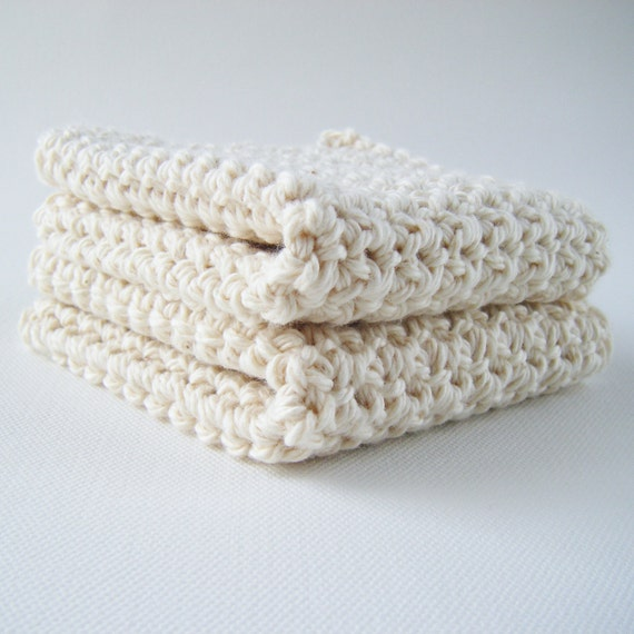 Two Wash Cloths - Choose Your Colours Facecloth Flannel