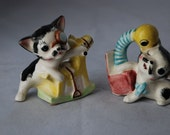 Kitten Salt and Pepper Set