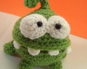 Om Nom: The Candy Eating Monster (Pattern Only)
