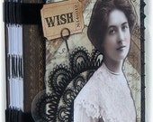 Art Journal, Smash Book, Scrapbook, Photo Album, Wishes