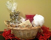 Christmas Gift Basket 50% off Gifts For Her Hostess Gifts for Him Christmas Baskets REDUCED