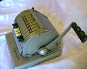 SALE Vintage Paymaster Check Printer Office Collectible