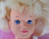 Vintage Talking Doll