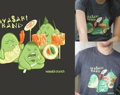ON SALE - Wasabi Band Graphic Tee