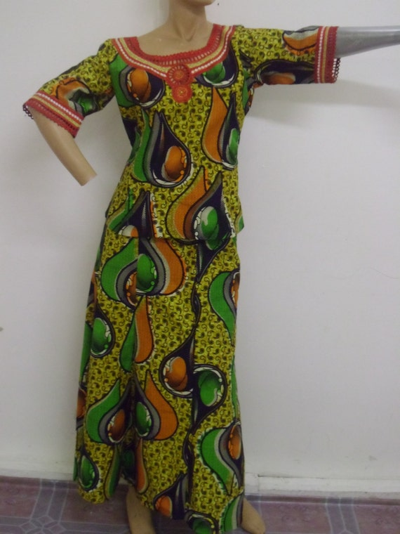 Items similar to la teranga african dress formal