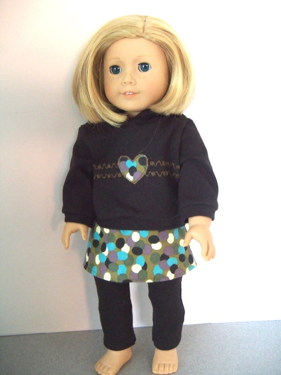 American Girl Doll Clothes Trendy Back to School Outfit