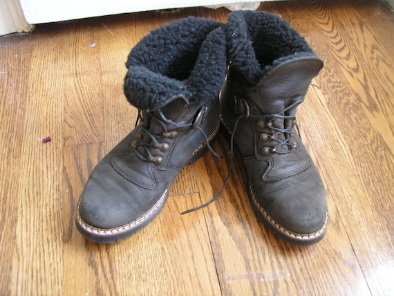 SALE- Sorel Winter Hiking Boots size 5.5