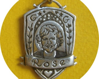 The Golden Girls Necklace Rose
