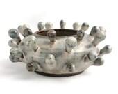 Stoneware Splash pot - SALE