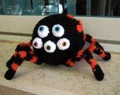 Black Helloween Spider.