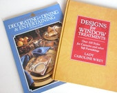 Decorating and Window Treatment Craft Books