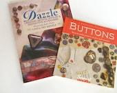 Set of 2 Accessories Craft Books
