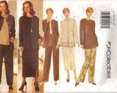 1996 CUT  Butterick Plus Size JH Collectibles Pattern