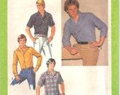 1979 Vintage CUT Simplicity Shirt Pattern