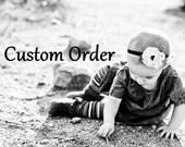 Custom Order for Kiley