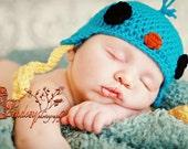 Bluebird Hat