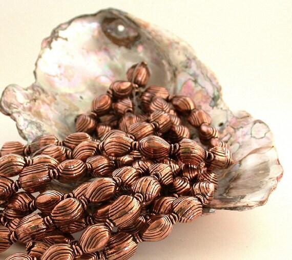 Copper Beads, Pure Copper Beads COP-003