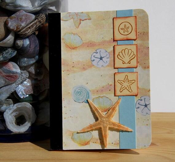 Ocean Starfish Mini Journal