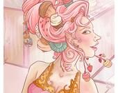 The Cupcake Queen