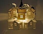 Paper House Light - 1958 House & Garden Cookbook