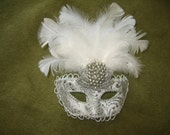 Mardi Gras Mask/ Wedding