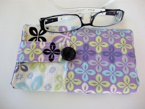 Eye Glasses Case - Padded Glasses Case - Sunglasses Case