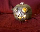 Halloween  Steampunk Pumpkin... STEAMPUNKIN