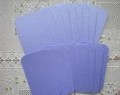 Lilac Shimmer Place, Escort, Business Card, Embellishment, Merchandise tag, 18 pcs