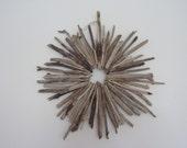 "Driftwood Wreath 24"""