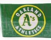 Oakland Athletics Oakland A's MLB Duct Tape Wallet
