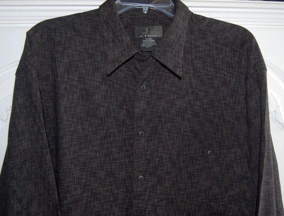 Vintage J. Ferrar Mens Shirt