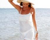 Silk sun dress
