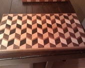 Cutting Board 3D pattern